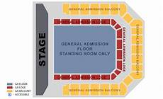 Tabernacle Seating Chart General Admission Venue Info Bill Graham Civic Auditorium