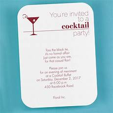 Cocktail Party Invitation Your Invited To A Cocktail Party Invitation Little