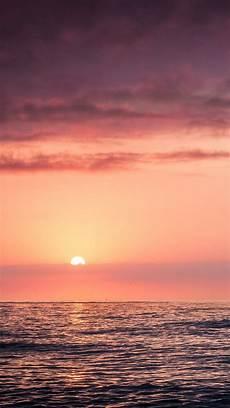 Iphone 7 Wallpaper Sunset by Sunset Sea Sky Iphone 7 Wallpaper Fondos