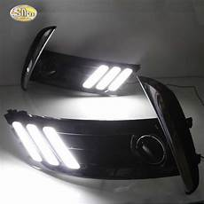 Corolla 2017 Fog Lights Led Daytime Running Lights For Toyota Corolla 2016 2017