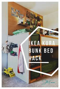 ikea kura hack with pegboard ikea kura bed boy ikea