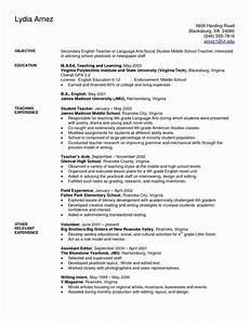Resume Reading Software 40 Free Teacher Resume Templates In 2020 Teacher Resume