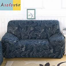 Sofa Cover 3d Image by Modern 3d Leaf Floral Sofa Cover Elastic Sofa Slipcover