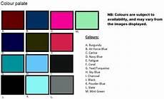 Scrub Color Chart Tanc Scrubs Set Skyflower Clothing