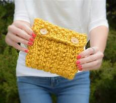 anything knit pouch in a stitch