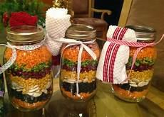 essbare geschenke im glas selber machen zu weihnachten