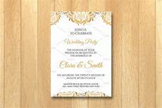 Free Invitation Cards Templates Wedding Invitation Card Template Wedding Templates