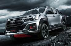 2019 Toyota Hilux by 2019 Toyota Hilux Gains Trd Goodies Forcegt
