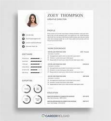 Editable Cv Templates Free Download Download Free Resume Templates Free Resources For Job