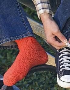 basic crocheted socks allfreecrochet