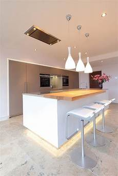 island extractor fans for kitchens robins bespoke contemporary kitchen with a compact