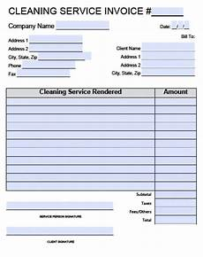 House Cleaning Invoice Example Cleaning Services Invoice Sample Apcc2017