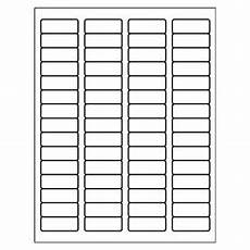 Avery Label Templates 5260 Templates Return Address Label 60 Per Sheet Avery