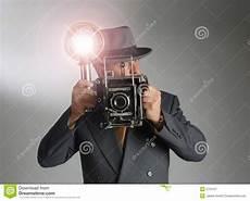 retro fotografering retro fotograf fotografering f 246 r bildbyr 229 er bild av bild