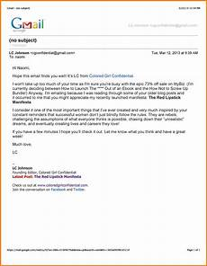 Formal Introduction Email 4 Professional Business Email Introduction Letter