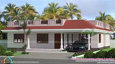 4 Bhk House Design Plans 1567 Sq Ft Modern 4 Bhk Villa Kerala Home Design And