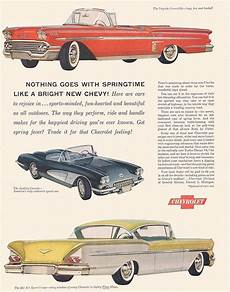 1958 Impala Color Chart 1958 Impala Specs Colors Facts History And Performance