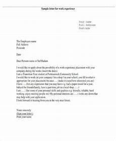 Letters Template 6 Work Letter Templates 6 Free Sample Example Format