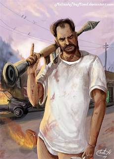 the assault of the ironic trevor gta v by