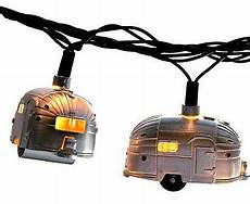 Retro Camper Party Lights Airstream Trailer Party Lights Glamping Trailer