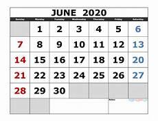 planner june 2020 june 2020 june 2020 printable calendar template excel pdf image