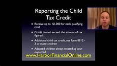 Child Tax Credit Calculator Chart Child Tax Credit Deduction Calculator 2012 2013 Youtube