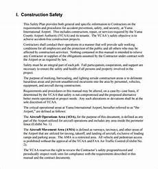 Sample Safety Plan Free 13 Safety Plan Templates In Google Docs Ms Word