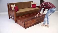 sofa bed erika sofa bed wooden
