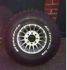 Ford F250 Bolt Pattern Chart Ford F 250 Questions What Year F250 Do My Tires Fit