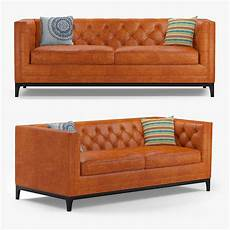 Leather Recliner Sofa 3d Image by Sofa Ethanallen 3d Model In 2020 Sofa