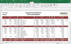 Sample Financial Analysis Report Excel Solution 7 Excel Financial Reporting Amp Planning For Netsuite