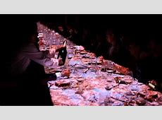 Interactive dining table   YouTube