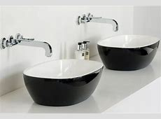 Bathroom basins   Counter top or wall hung in various materials