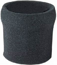 90585 foam sleeve messi 10 shop vac 90585 33 replacement foam pre filter sleeve