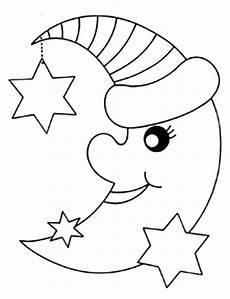 Malvorlagen Sonne Mond Und Sterne Sun Moon Coloring Pages At Getcolorings Free