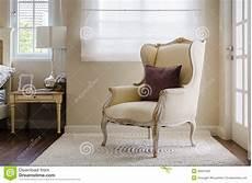 da letto stile classico stile classico della sedia su tappeto in da letto