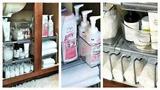 kitchen sink organizing ideas simple tips for organizing your bathroom sink be