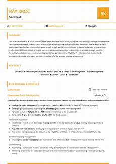 Proper Layout For A Resume Best Resume Layout 2020 Guide With 50 Examples And Samples