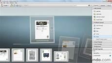 How To Make A Work Portfolio How To Create A Pdf Portfolio Lynda Com Tutorial Youtube