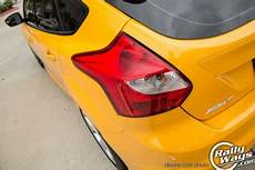 2014 Focus St Lights 2014 Ford Focus St Review First Hand Experience Rallyways