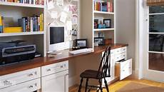 white cabinets in a home office omega