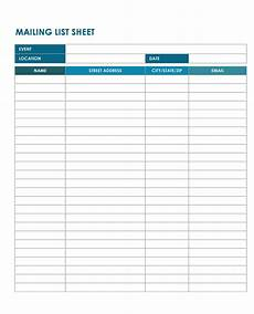 Email Template Word 37 Free Email List Templates Pdf Ms Word Amp Excel ᐅ