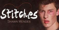 stitches shawn mendes letter notation with