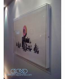 cornice 60 x 80 cornice a giorno cm 80x60x5 box in plexiglass teca per quadri