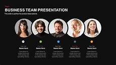 Team Templates Business Team Presentation Template For Powerpoint And Keynote