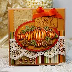 how to make a thanksgiving cards inspired and unscripted thanksgiving card give thanks