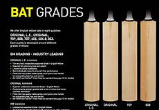 English Willow Grade Chart Willow Grading What Is The 909 Gm Range Cricket Store