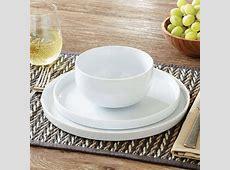 Better Homes and Gardens Modern Rim 12 Piece Dinnerware