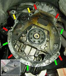 Bmw E30 E36 Transmission Removal 3 Series 1983 1999