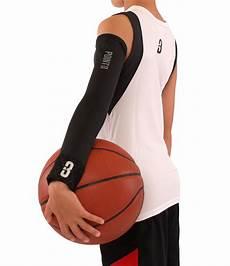 shooting sleeve basketball lanyard youth hustle s s performance top point 3 basketball